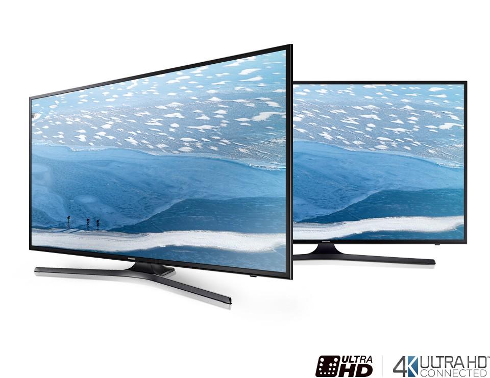 samsung tv ku6075 elgiganten. Black Bedroom Furniture Sets. Home Design Ideas