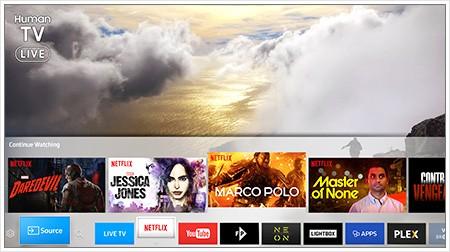 Samsung TV - Find alt på ét sted