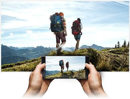 Dit mobile indhold på dit TV