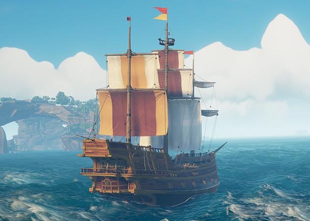 Bli en riktig pirat