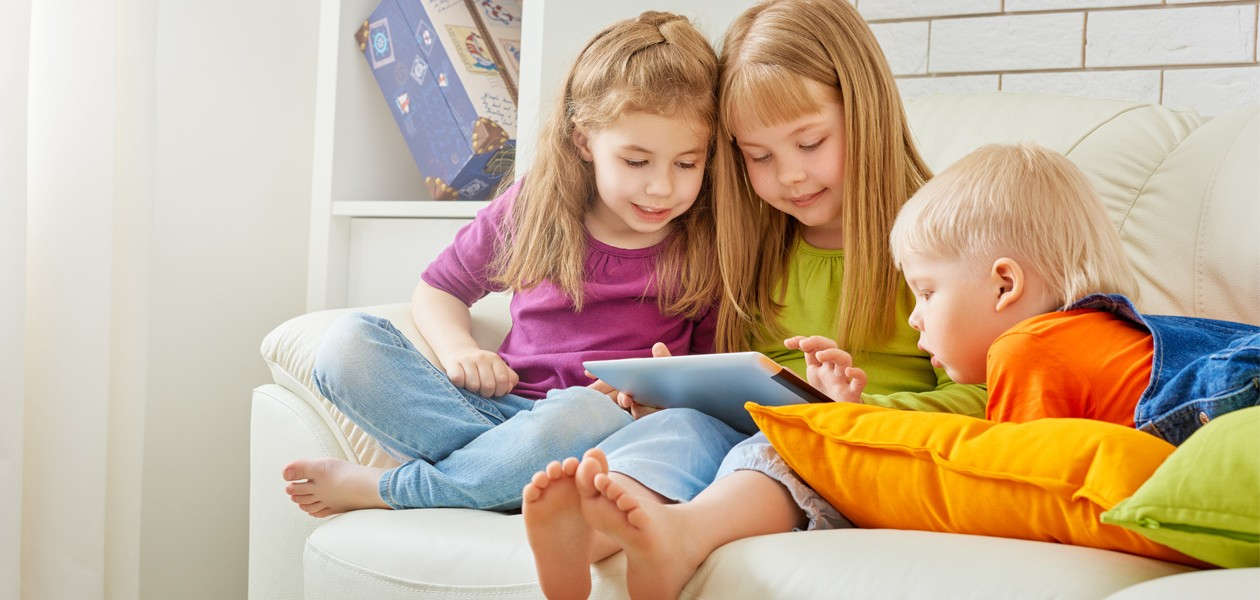 iPad och surfplatta för barn - tips och råd