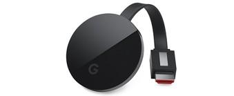 Chromecast Ultra - nopeampi, parempi, 4K-laadulla