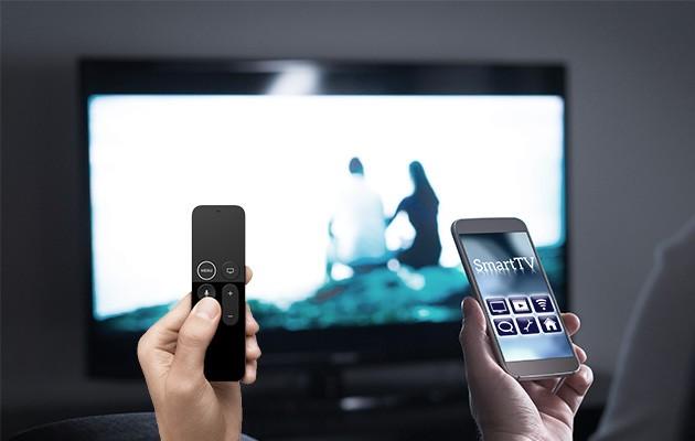 APPLE TV ELLER CHROMECAST