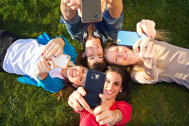 Ta massevis av bilder med din smarttelefon