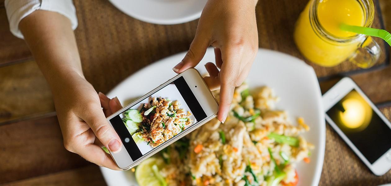 Ta bedre bilder med kameraet på din smarttelefon