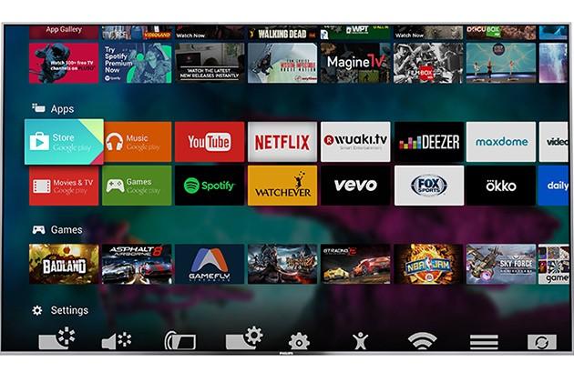Smart-TV tekee television käytöstä monipuolisempaa
