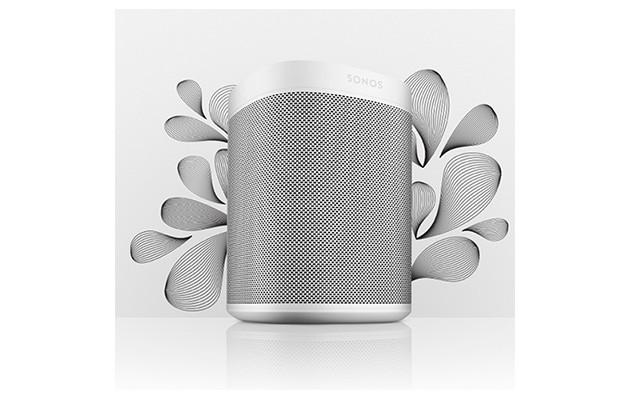 Sonos giver dig et gennemført design med Sonos One