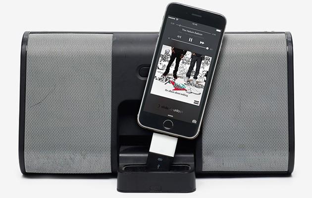 Med Sonos slipper du irriterande avbrott
