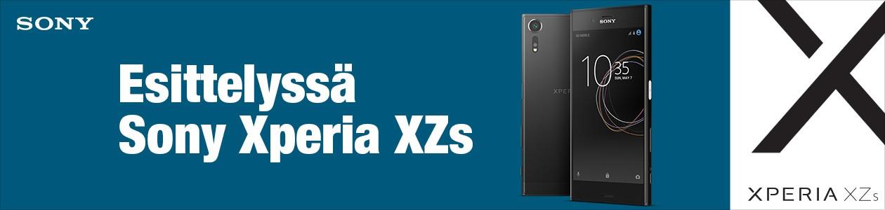 Esittelyssä Sony Xperia XZs