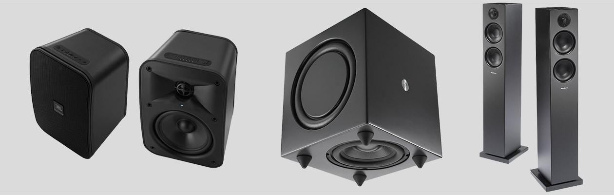 Hvad kan aktive højttalere, og hvordan virker de?