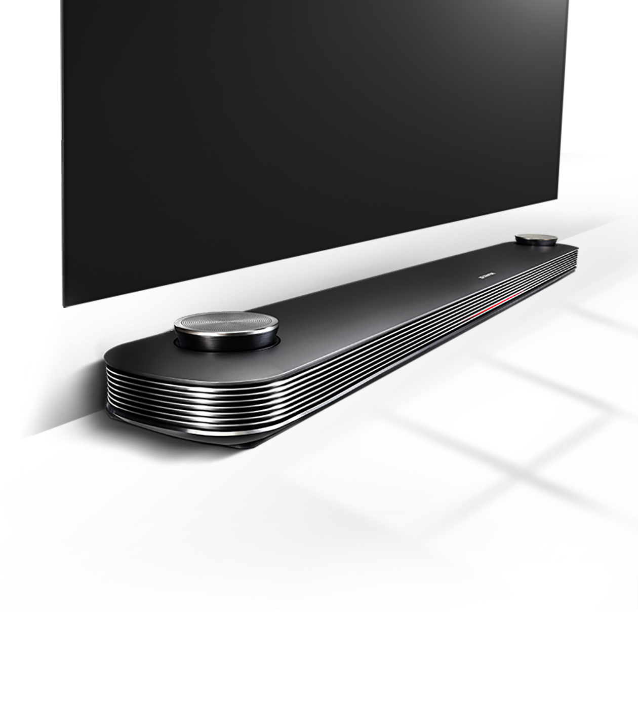 Soundbar - LG Signature 4K OLED TV