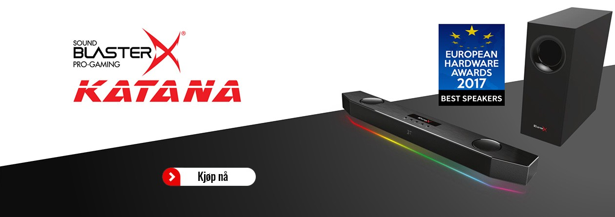 Sound Blaster X - Katana