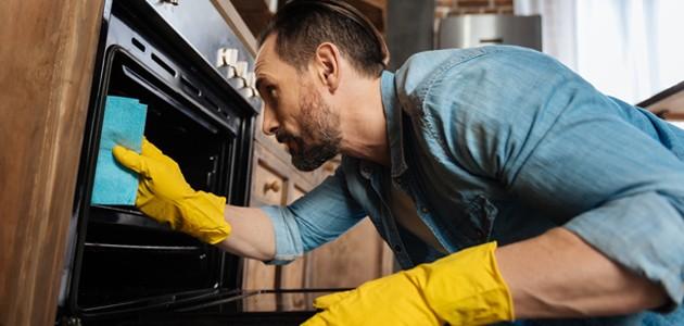 Rengøring af ovnen