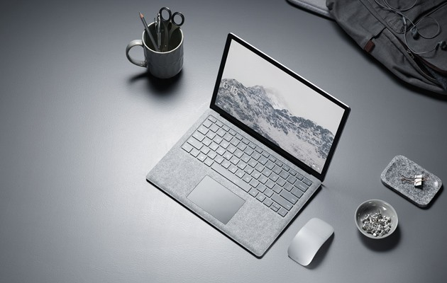 Surface Laptop – Vakker, slank og sterk