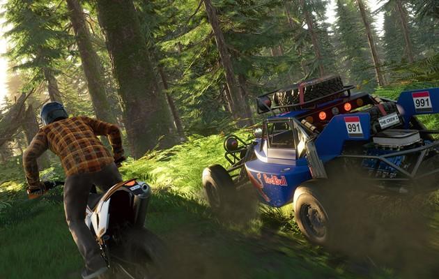 The Crew 2 spelet erbjuder ikoniska platser för motorsport