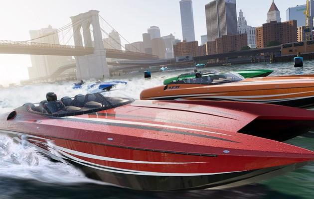 The Crew 2 spelet låter dig testa dina skills i 4 olika motorsporter