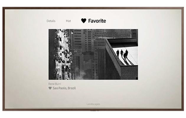 Bild av svart-vitt-foto i the Frame