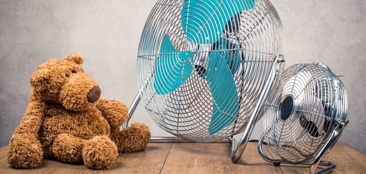 Ventilator og aircondition - behagelig indeklima hele året - Elgiganten