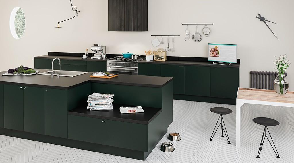 Køkken - Design køkkener til lave priser - Elgiganten