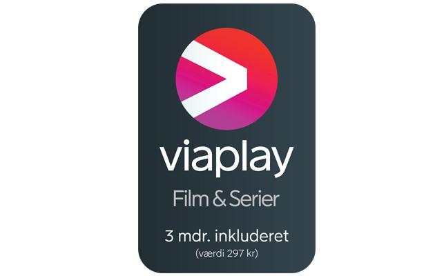 Køb en konsol og få 3 måneder med Viaplay Film og Serier med i købet!