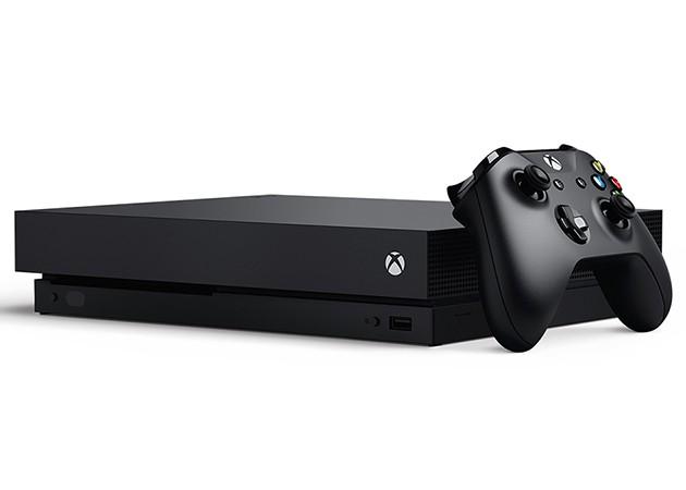 4K med Xbox One X